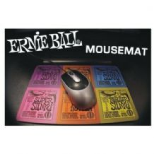 Ernie Ball Slinky Guitar Strings MOUSE MAT  for the guitarist who has everything